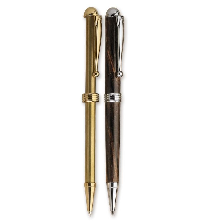 Streamline Round-Top Pen Hardware
