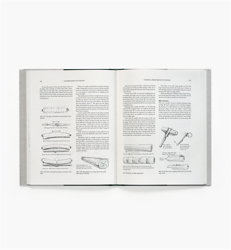 20L0330 - Chairmaker's Notebook