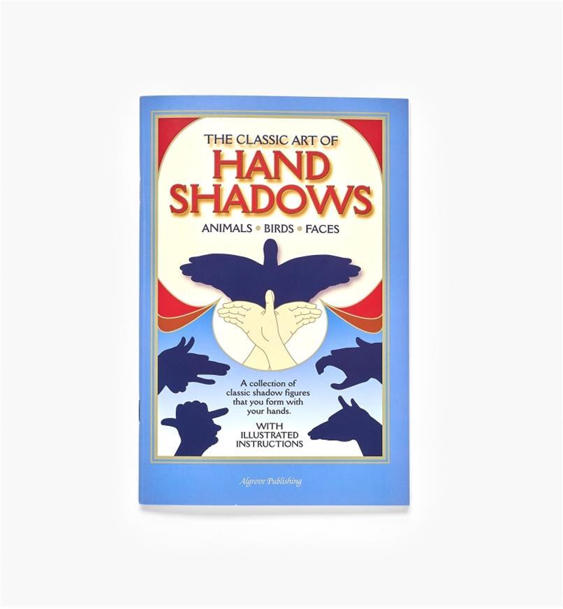 49L8610 - Classic Art of Hand Shadows