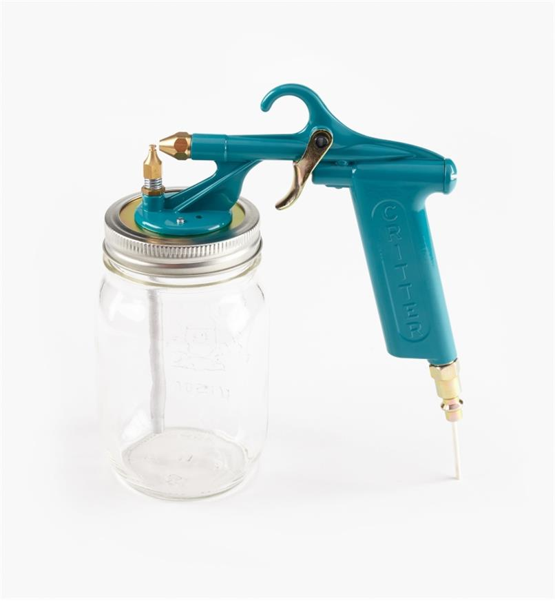 03K0301 - Air-Powered Spray Gun