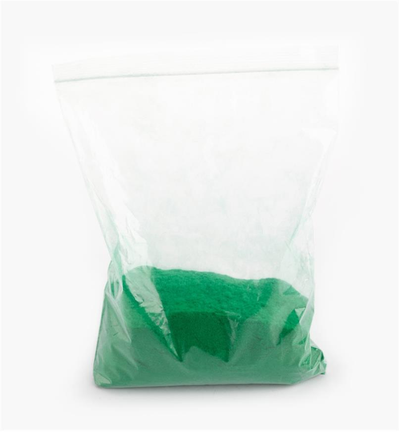 98K0820 - 3oz Flocking–Green