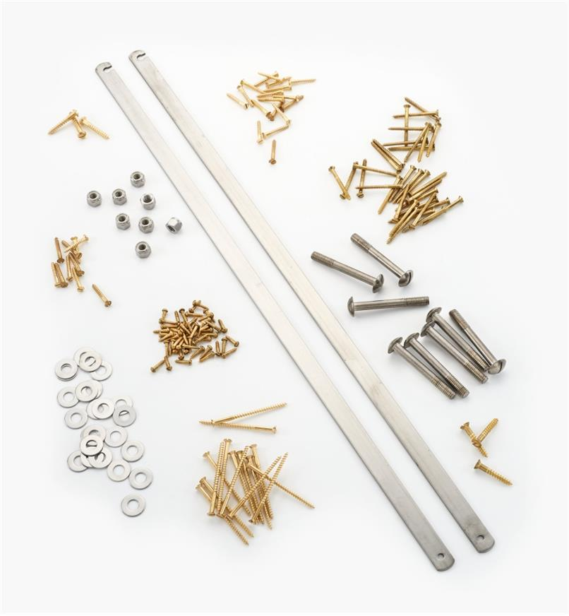 01L6302 - Hardware for Potting Table(176 pcs.)