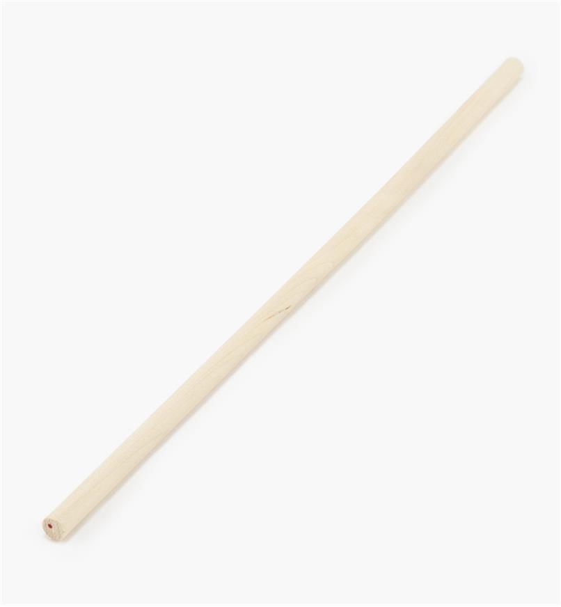 """41K3002 - Hardwood Rod 5/16"""" x 1'"""
