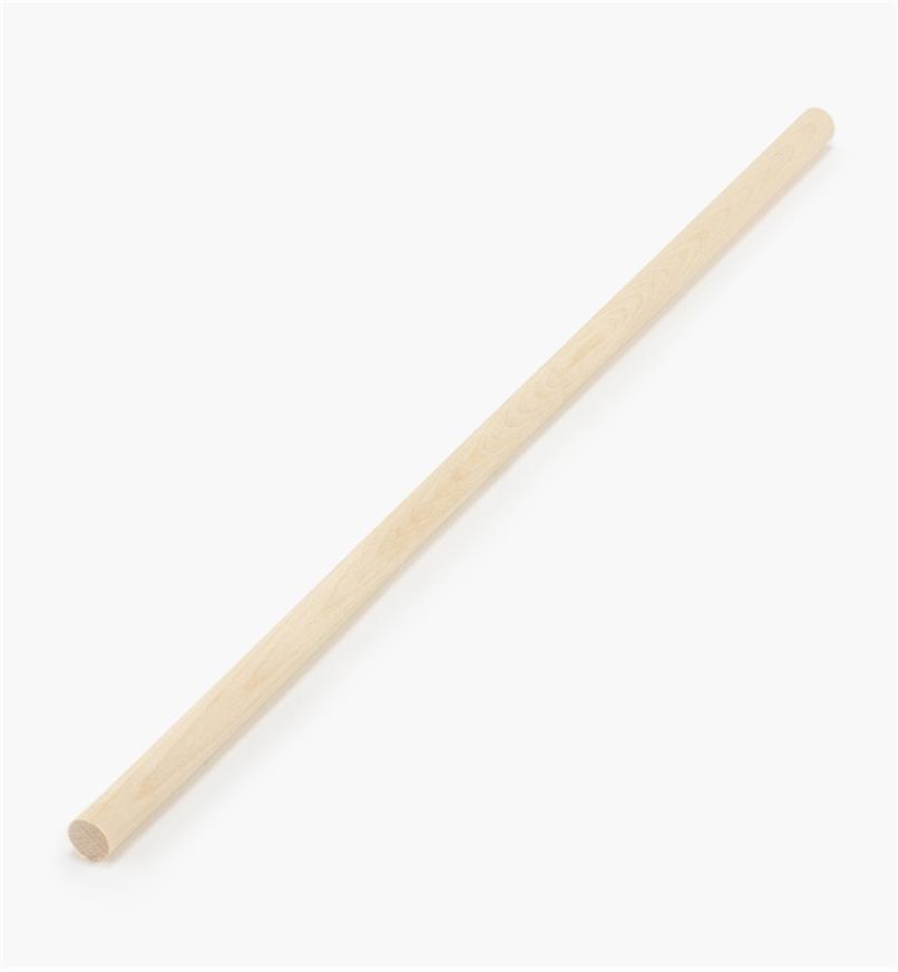 41K3003 - Goujon en bois dur de 3/8pox1pi