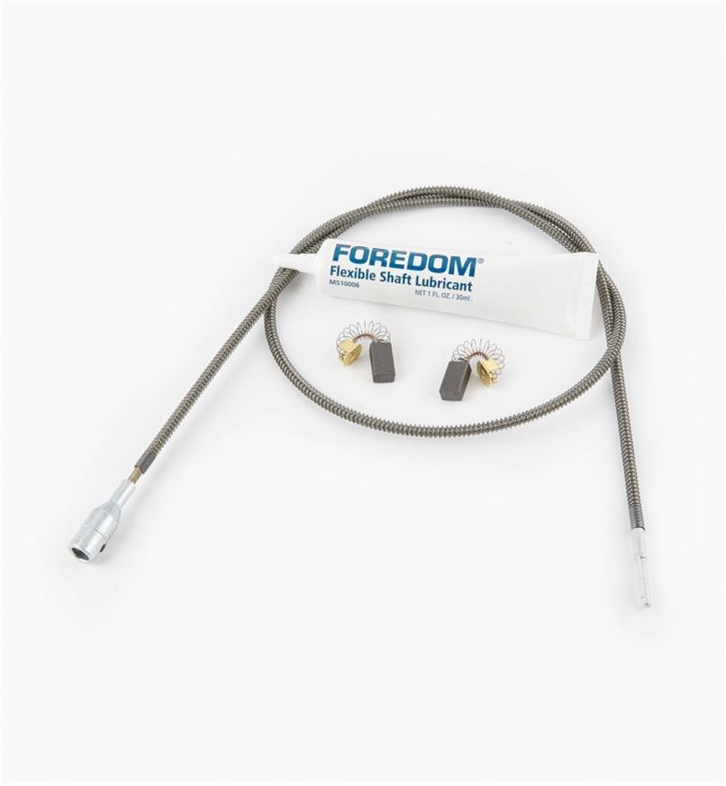 78J0265 - Foredom Power Carver Maintenance Kit - SR Models