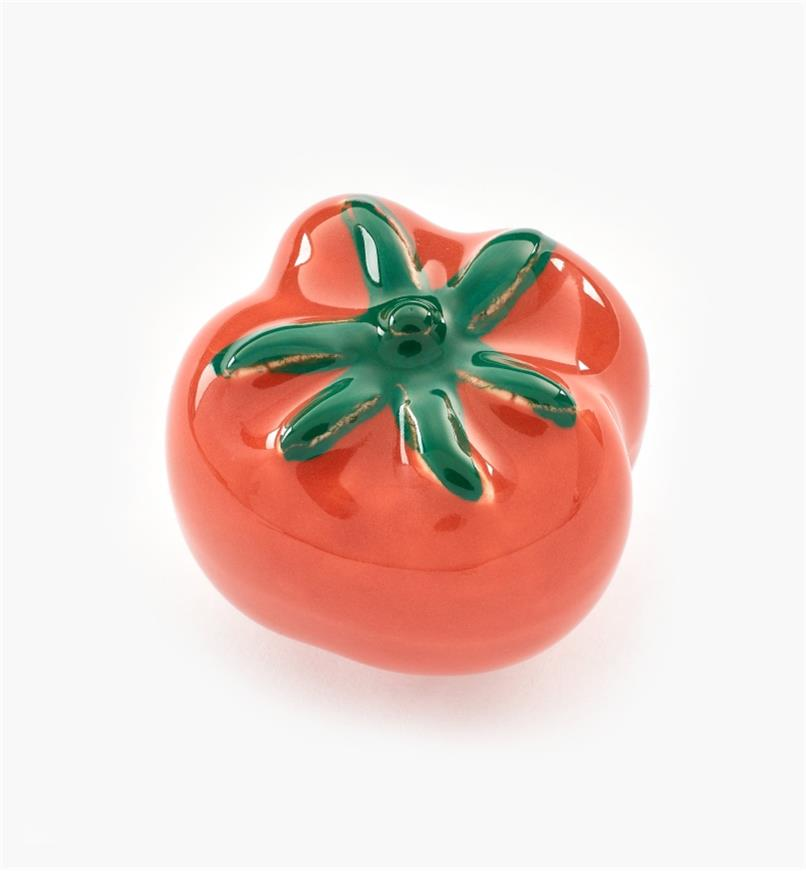 "00W5264 - 1 1/2"" x 1 3/16"" Tomato Knob"