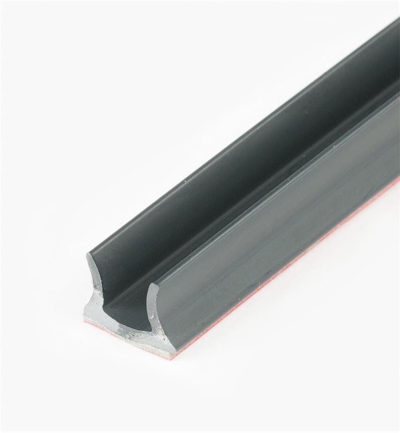 """05H3208 - 1/4"""" Drawer Divider Extrusion, 24"""""""
