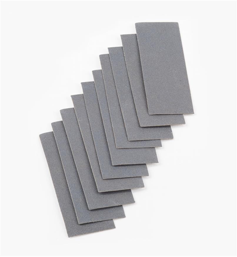 06G0241 - Repl. Fine Honing Strips, pkg. of 10