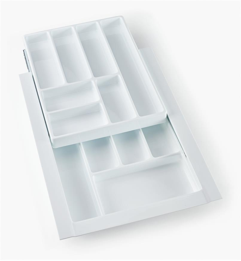 12K9401 - Double Cutlery Tray