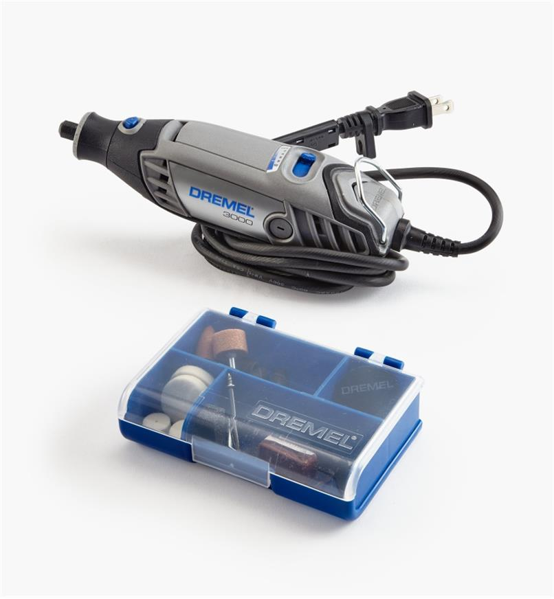 17J1710 - Dremel 3000 Variable-Speed Rotary Tool
