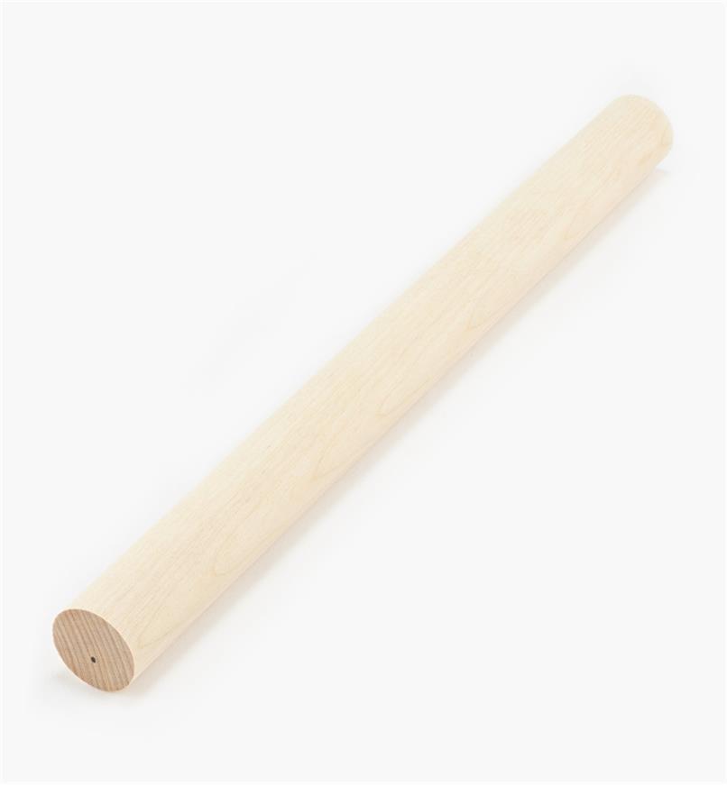 """41K3007 - Hardwood Rod 1"""" x 1'"""