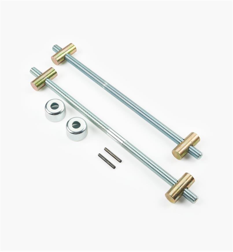 """03F0730 - 7"""" Dubuque Handscrew Kit (10"""" Jaw), each"""