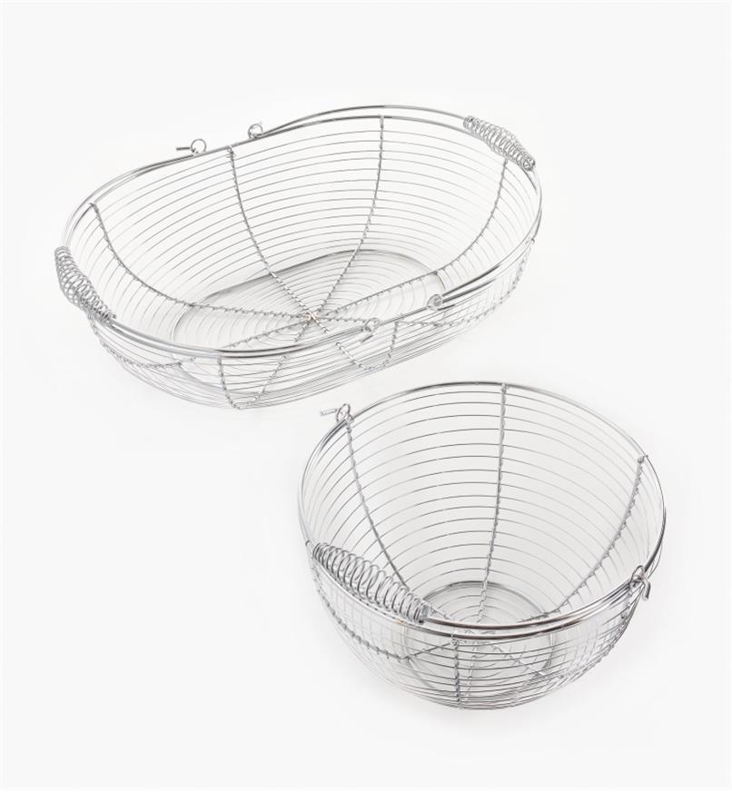 09A0465 - Large Gardener's Wash Basket