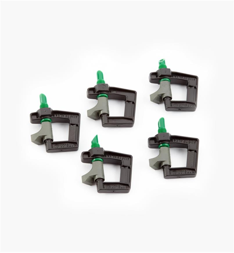 XC431 - Upside-Down Mini Sprinklers, pkg. of 5
