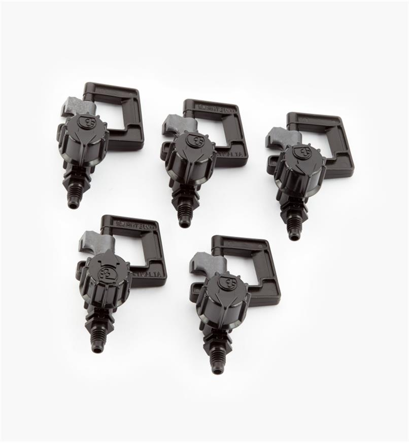 XC433 - Variable Mini Sprinklers, pkg. of 5