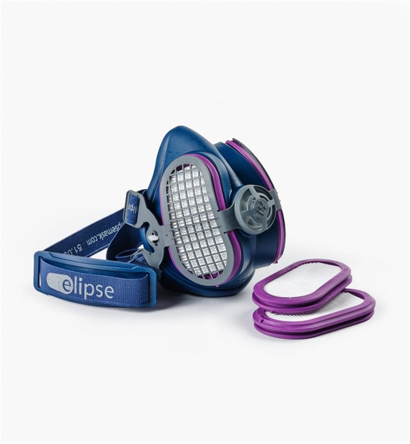 Elipse Low-Profile Dust Respirator