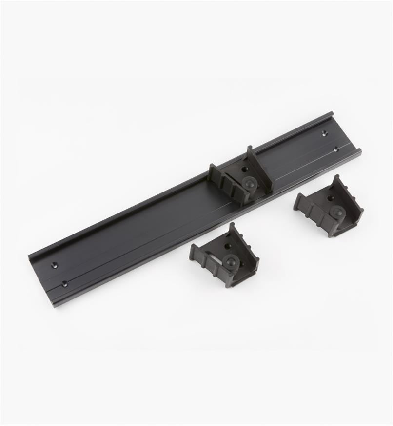 99K8602 - Ensemble de 3 porte-outils standards Gripit avec plaque de fixation