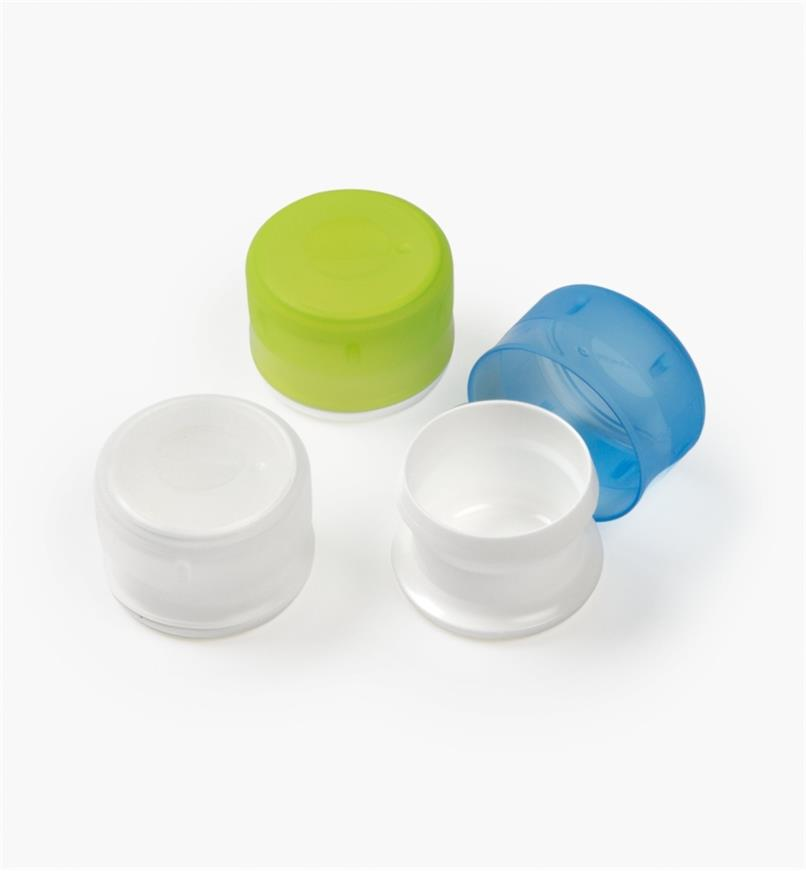 EV381 - 0.4 oz Containers, pkg. of 3