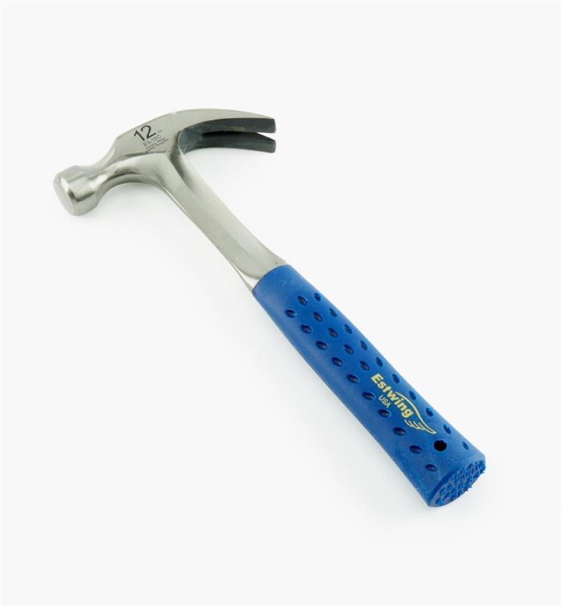69K1101 - 12 oz Estwing Claw Hammer, nylon handle