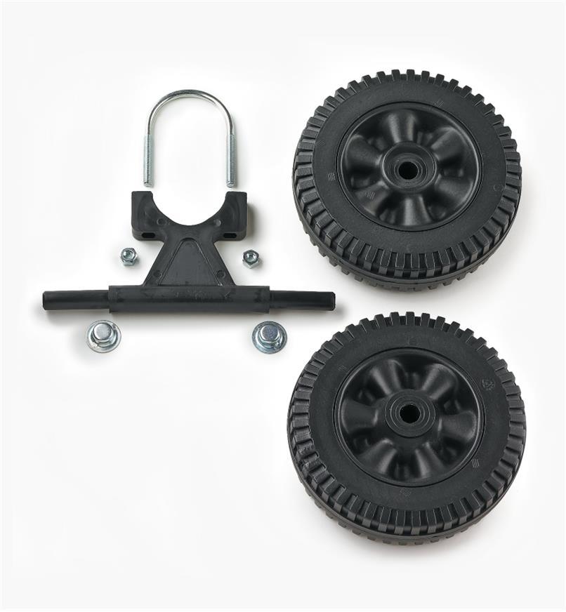 XK212 - Ensemble de roulettes pour support à hamac