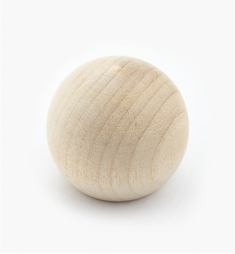 "41K2710 - Ball Knob, 1 1/2"" dia"