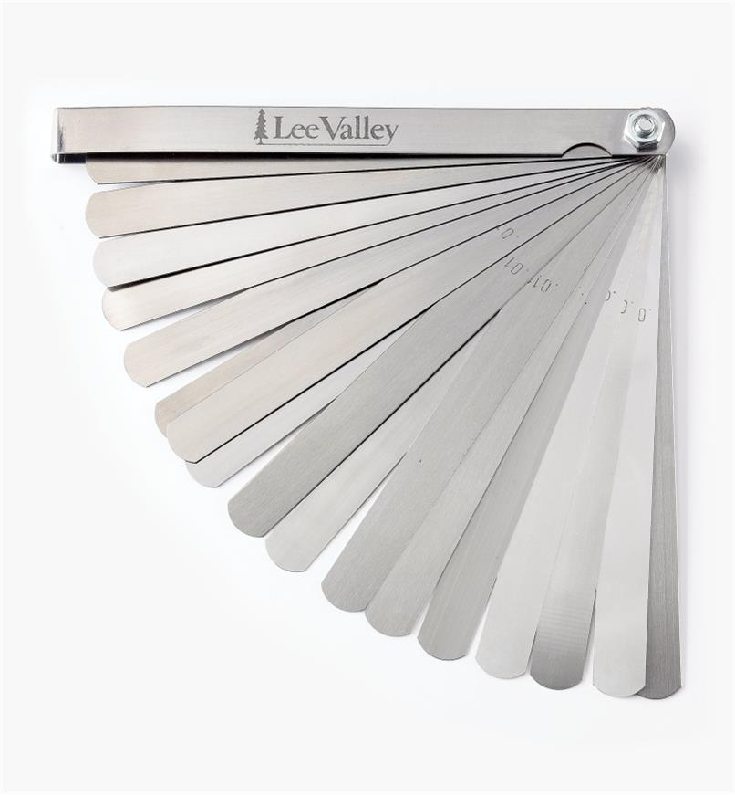 86K9901 - Feeler Gauges, set of 20