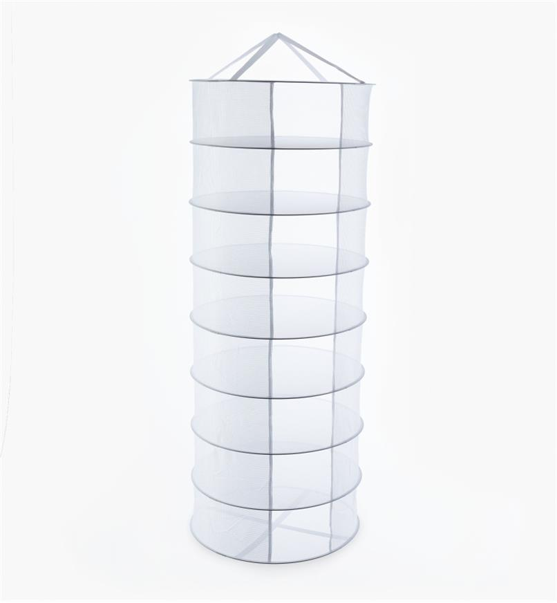 09A0464 - Eight-Tier Herb Dryer