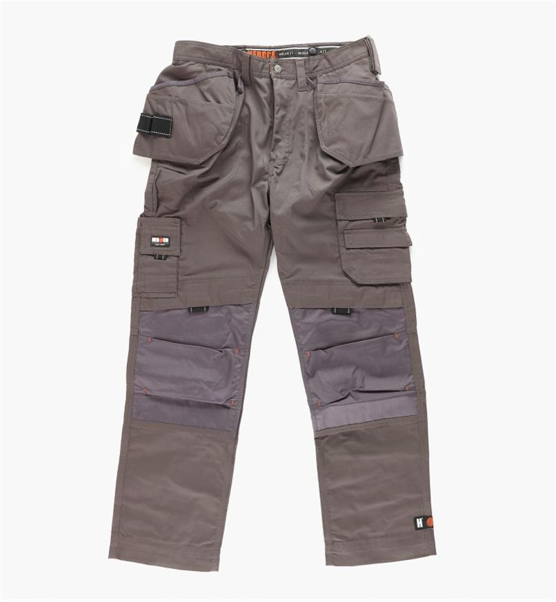 "68K4923G - 34"" Gray Dagan Pants"