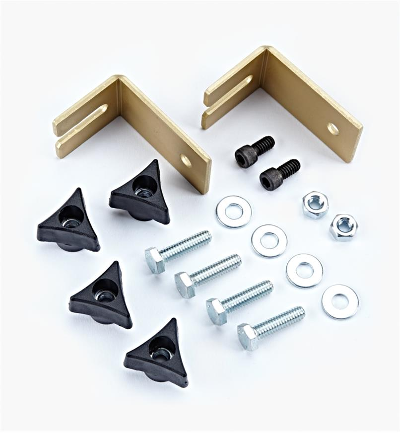 86N7051 - Incra 90° Brackets, pair