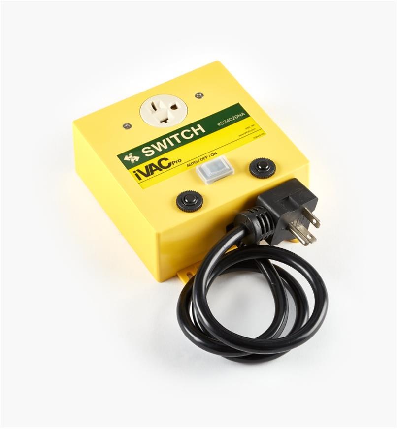 03J6220 - Récepteur de 240V iVACPro