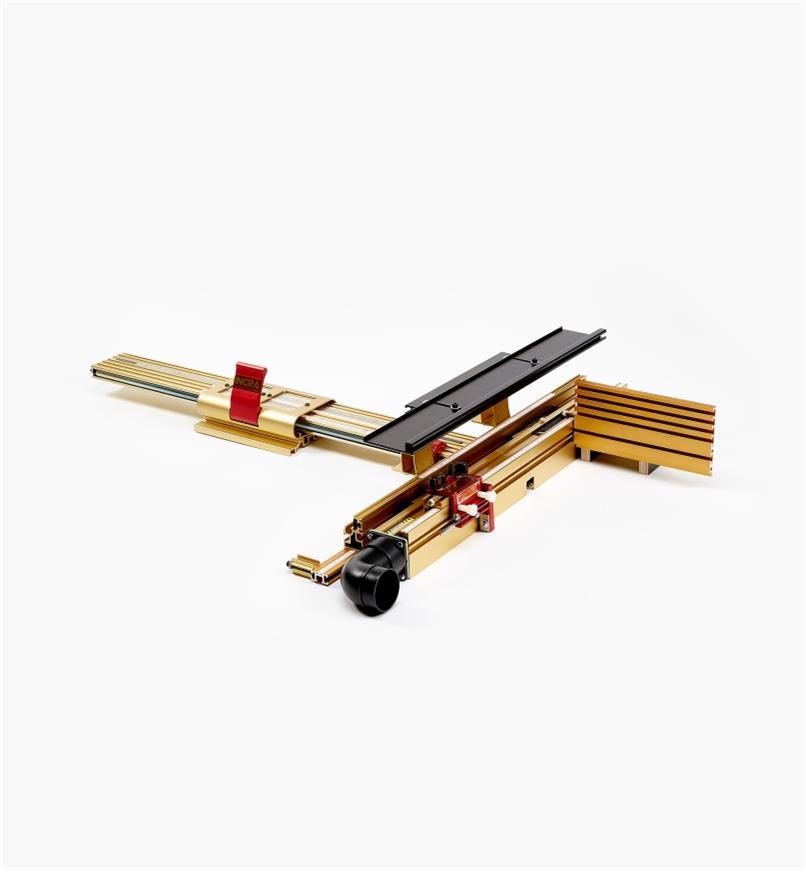 """86N7026 - 25"""" LS Positioner System & Wonder Fence"""