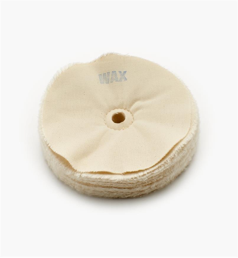 44Z2215 - Disque à polir pour carnauba