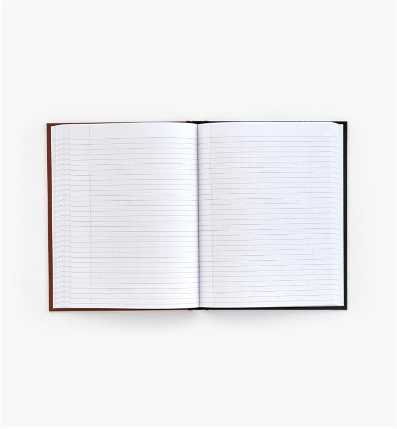 49L8802 - Carnet de notes Lee Valley