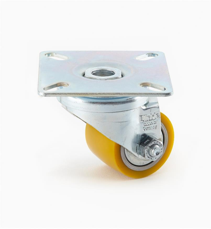 00K2230 - Low-Profile PU Caster, each