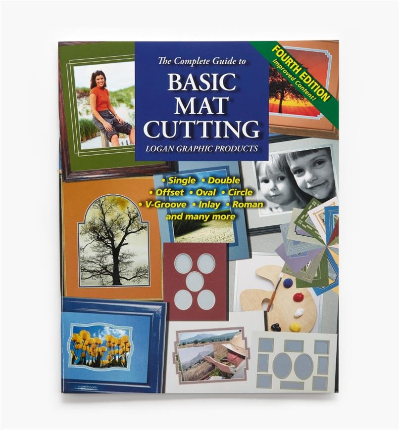 86K3011 - Basic Mat-Cutting Booklet
