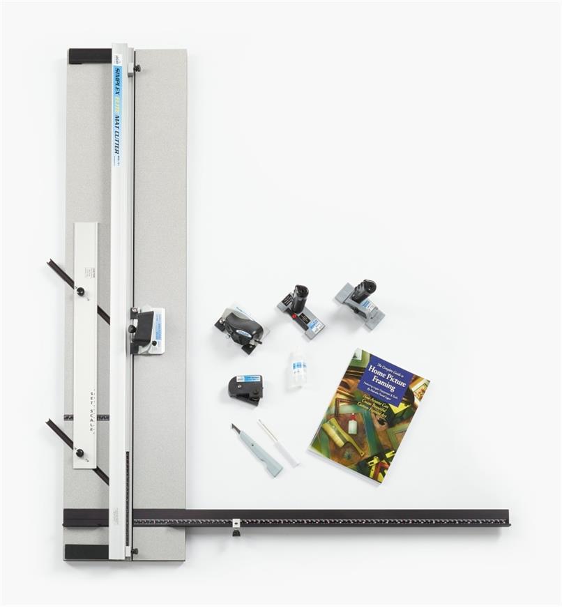 86K3201 - Simplex Mat Cutter