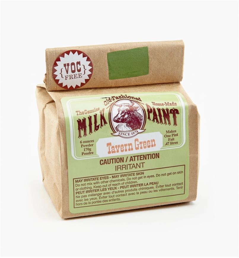 53Z5014 - Milk Paint, Tavern Green