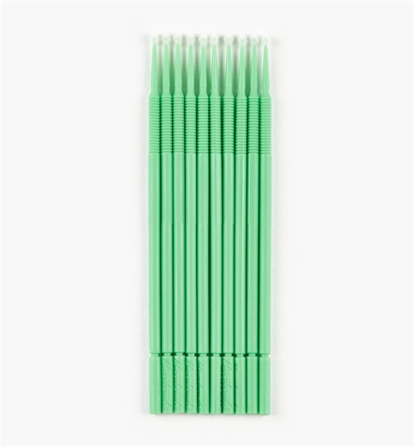 83K0923 - 10 Regular Ball Applicators