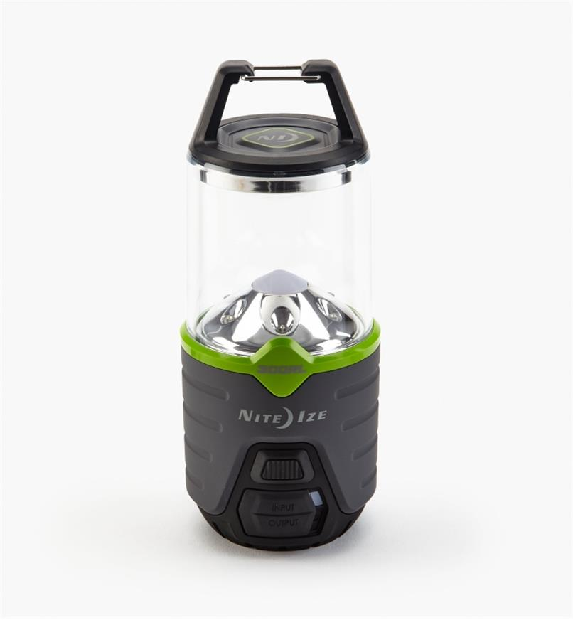 68K0912 - 300 lm Nite Ize Rechargeable Radiant Lantern
