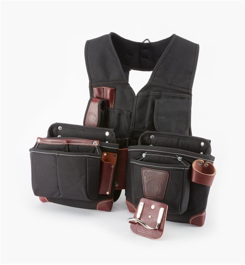 67K7657 - Vest, Tool Bag, Fastener Bag