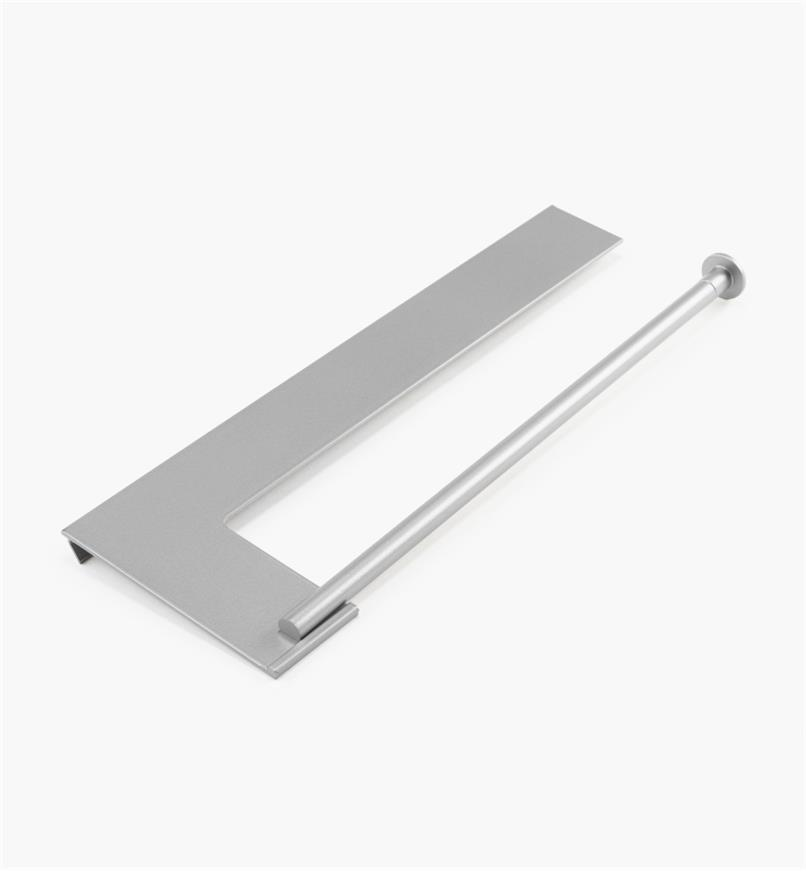 12K5121 - Support pour essuie-tout pour rail en aluminium