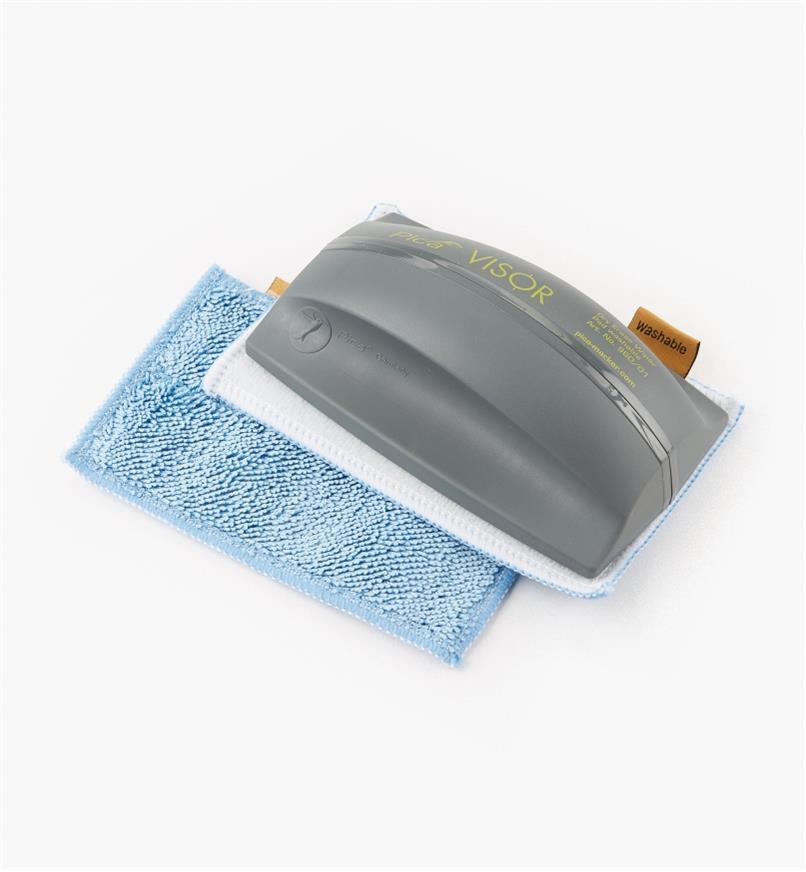 25K0483 - Pica-Visor Dry-Erase Wiper & 2 Pads