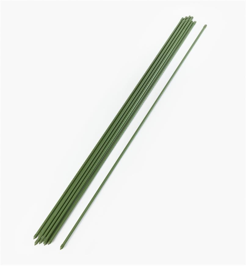 "XM208 - 70"" Permanent Stakes, pkg. of 10"