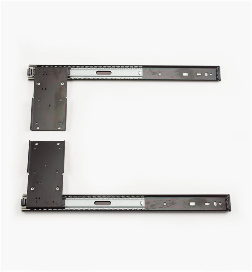 "02K4116 - 16"" Pocket Door Slides, pair"