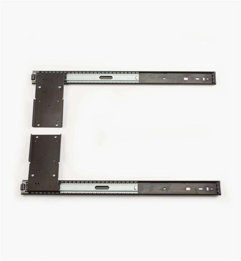 "02K4118 - 18"" Pocket Door Slides, pair"