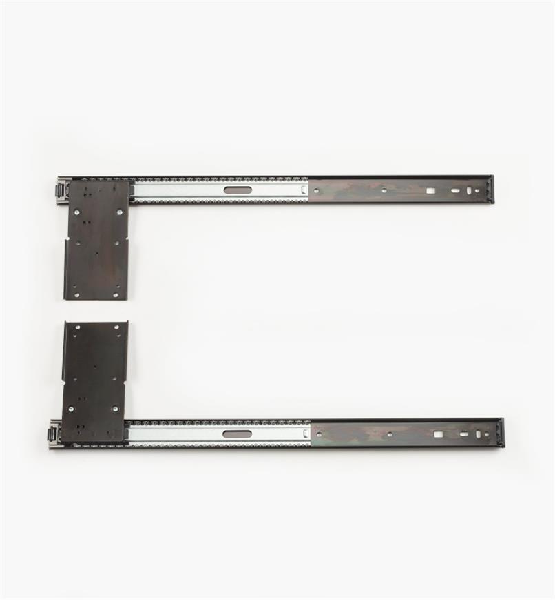 "02K4120 - 20"" Pocket Door Slides, pair"