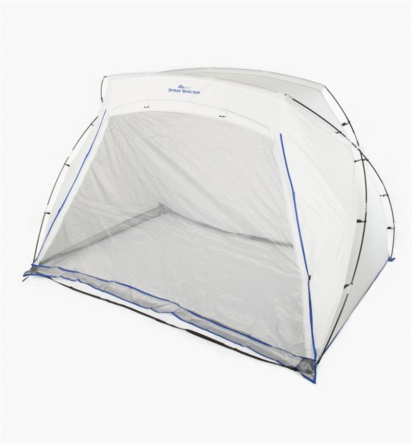 03K0311 - Large Portable Spray Shelter (8 1/2' × 6' × 5 1/2')