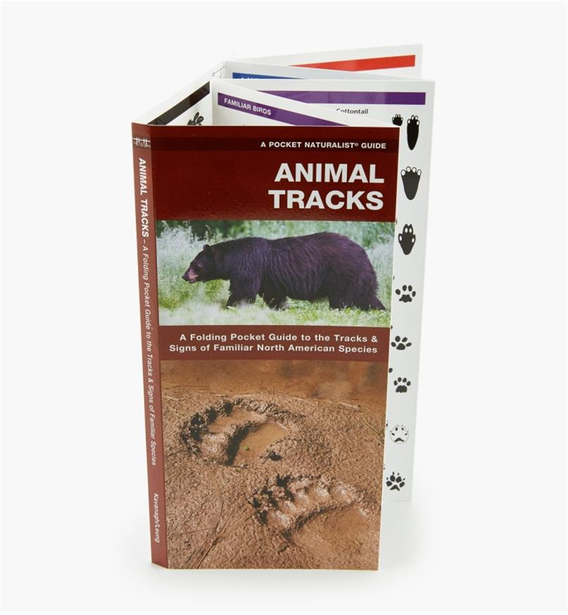 LA253 - Animal Tracks Pocket Guide