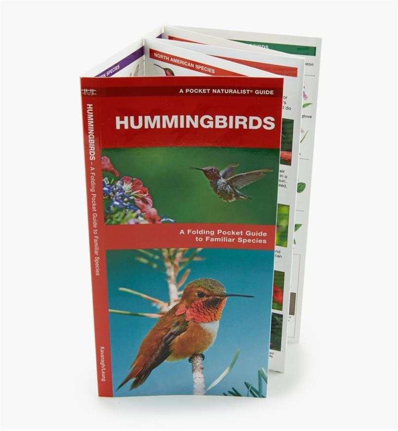 LA262 - Hummingbirds Pocket Guide