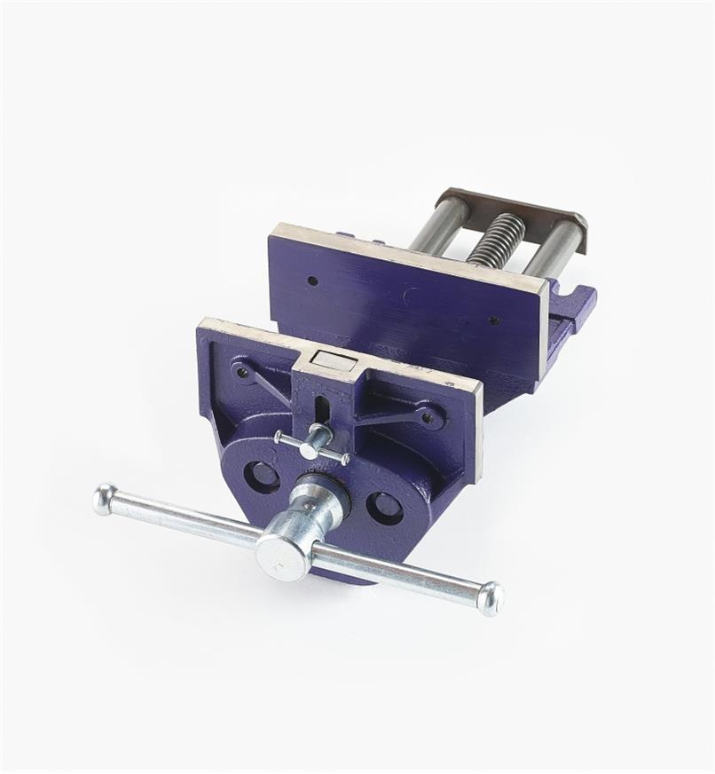 10G0411 - Small Quick-Release Steel Bench Vise